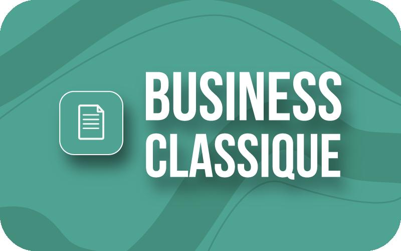 business classique