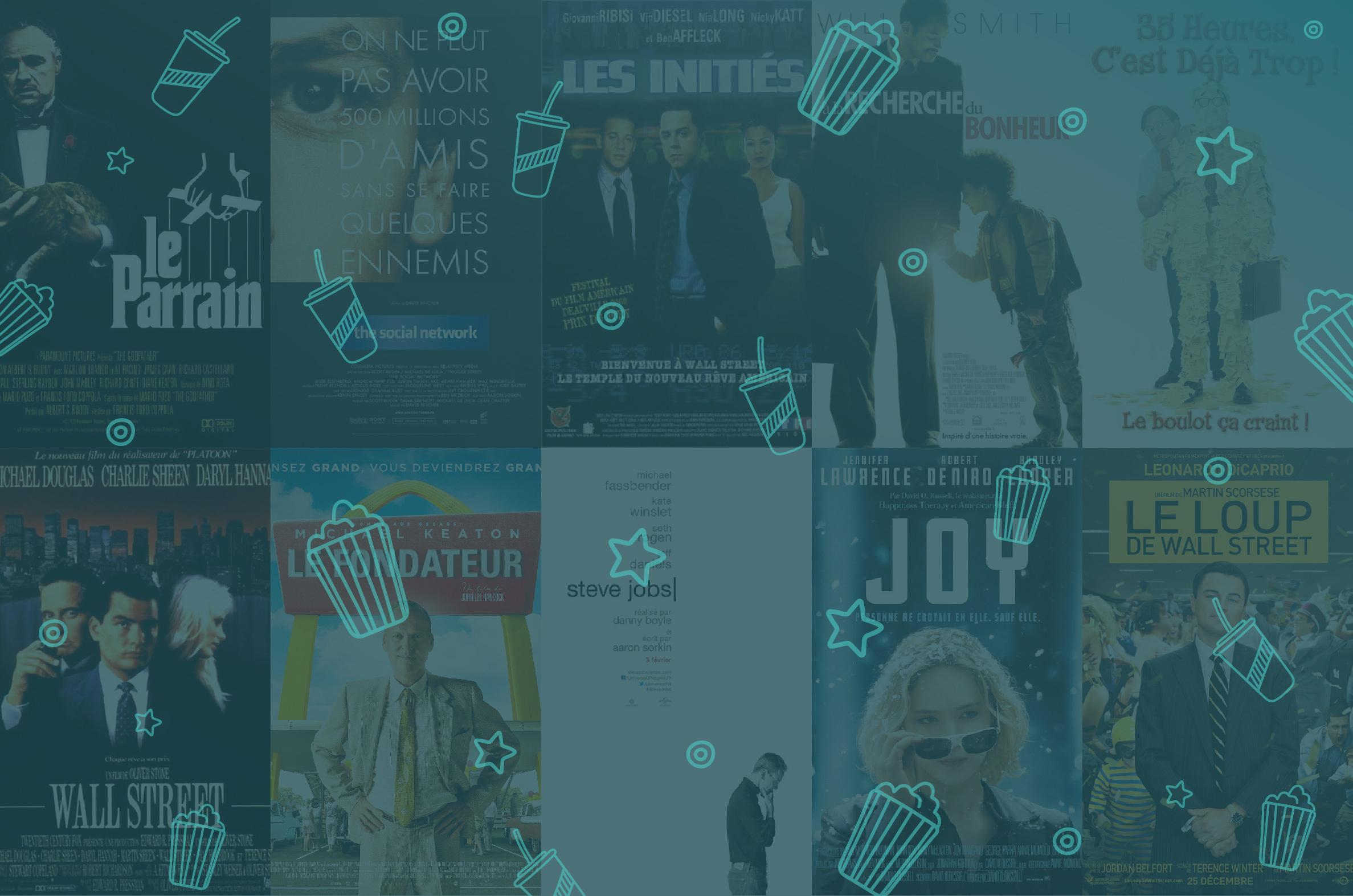 Business Attitude top 10 films