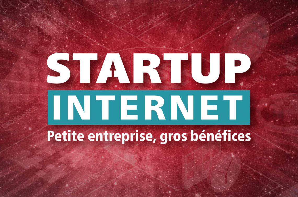 Start up internet Cedric Annicette