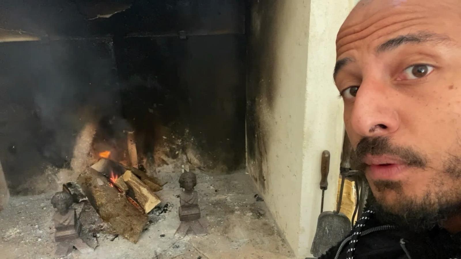 cedric annicette cheminée