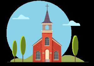 église désacralisée