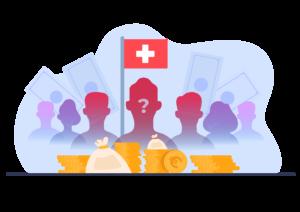 Les personnes les plus riches de Suisse ont fait fortune en investissant leur argent en immobilier notamment.