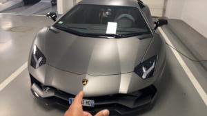 Combien COÛTE l'entretien des 3 ans de ma Lamborghini ?